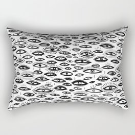 The Third Eye Rectangular Pillow