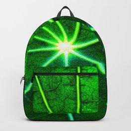 Leaf Close Up Backpack
