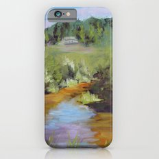Walk The Lake iPhone 6s Slim Case