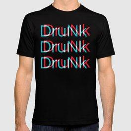 Drunk-Glitch T-shirt