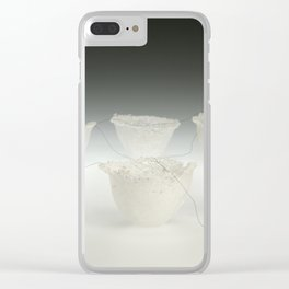 Giving Circle Clear iPhone Case