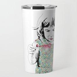 BubbleGirl Travel Mug