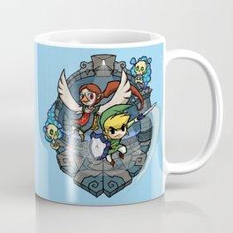 Legend of Zelda Wind Waker Earth Temple T-Shirt Coffee Mug