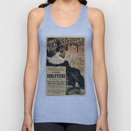 The Age of Romantism Unisex Tank Top