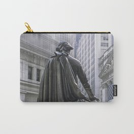 New York City's Wall Street Carry-All Pouch