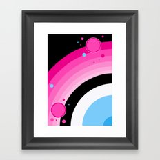 Look Sharp Framed Art Print