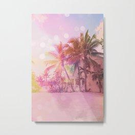 Bahamas Paradise Metal Print