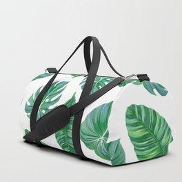 Banana leaf Duffle Bag