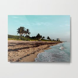 hollywood, florida Metal Print