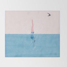 Summer Throw Blanket