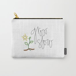 Grow Slow Carry-All Pouch