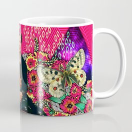 Galaxy Frida Coffee Mug