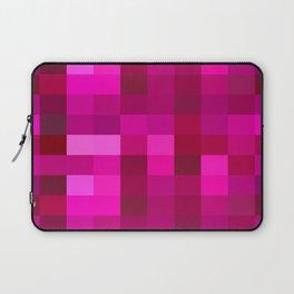 Pink Mosaic Laptop Sleeve