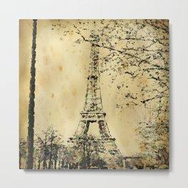 Paris Metal Print