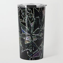 Metal Screen: Dark Travel Mug