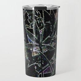 Metal Screen: Dark Travel Mug