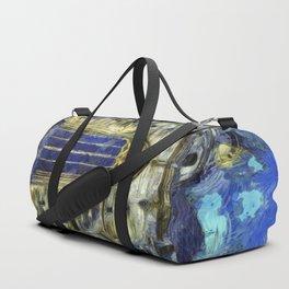 St Stephens Cathedral Vienna Van Goth Duffle Bag