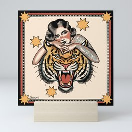 Selvagem Mini Art Print