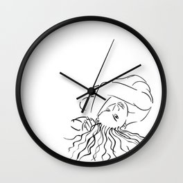 Essential Woman Wall Clock