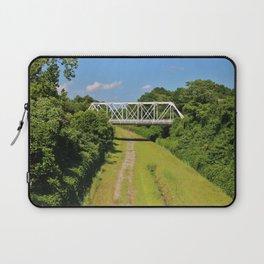 Local Landmark Bridge Laptop Sleeve
