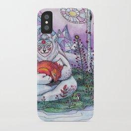 Fox Spirit iPhone Case
