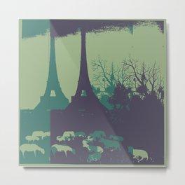 PARIS_ig3 Metal Print