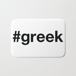 GREEK Bath Mat