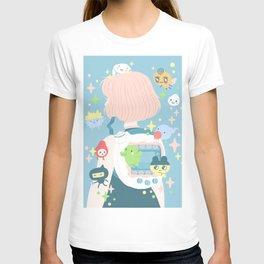 tamagotchi fever T-shirt