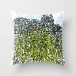 KAPITOLL Throw Pillow