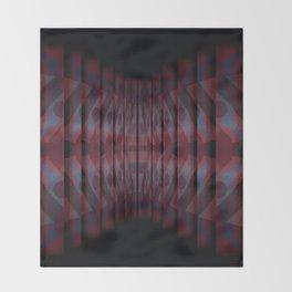 Tunnel Throw Blanket