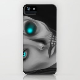 TWO-FACE iPhone Case