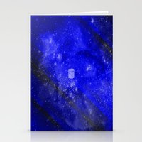 doctor who Stationery Cards featuring Doctor Who by Fimbis
