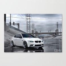 BMW M3 Canvas Print