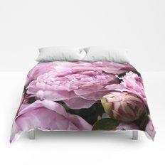 Dream on, Peonies... Comforters