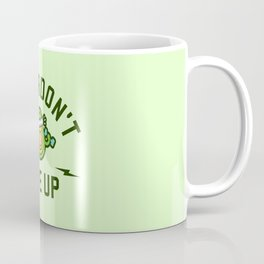 Avocadon't Give Up (Avocado Pun) Coffee Mug
