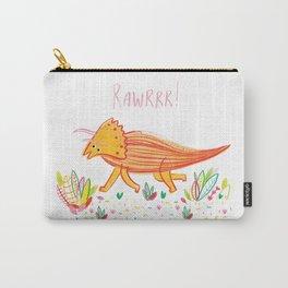 Colourful Dinosaur Carry-All Pouch