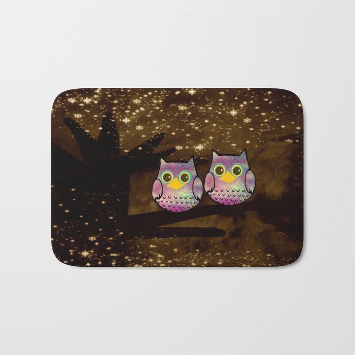 owl-146 Bath Mat