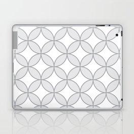 Circles Circles Laptop & iPad Skin