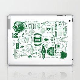 Dartmouth Massachusetts Print Laptop & iPad Skin