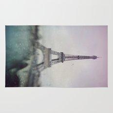 Eiffel Tower. Rug