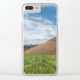 Bubbles of Life Clear iPhone Case