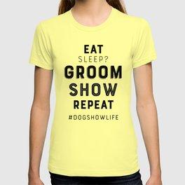 Eat, sleep? T-shirt