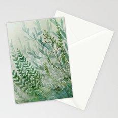 Ferns and Fog Stationery Cards