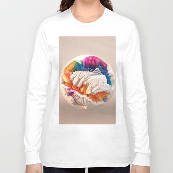 ACRYLIC BALL II // 3D ABSTRACT Long Sleeve T-shirt