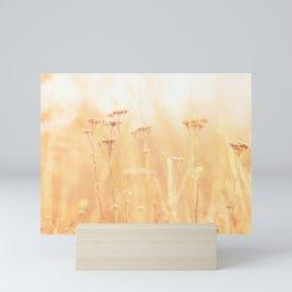 Golden Autumn Mini Art Print