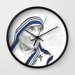 Madre Teresa Wall Clock