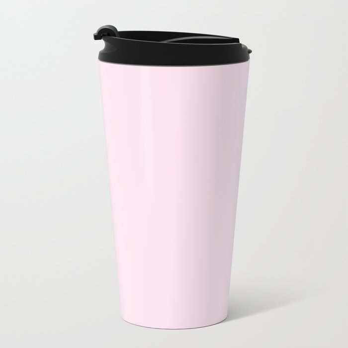 Simply Desert Rose Pink Travel Mug