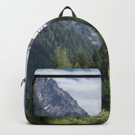 The Enchanted Valley Chalet Backpack