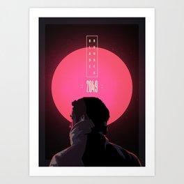 Blade Runner 2049 Art Print