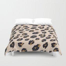 B&B Leopard Design Duvet Cover